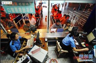 Billets Chine