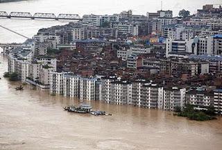 Ville côtière Chine