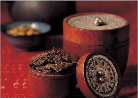 Thé - Chine - montée en gamme