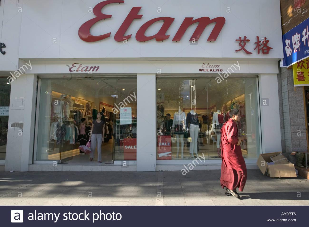 Etam China