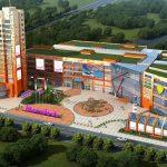 Mondodo Town, Semir Group, Wenzhou, Zhejiang Province