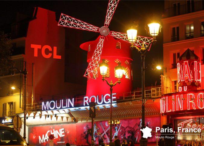 TCL Moulin Rouge Paris