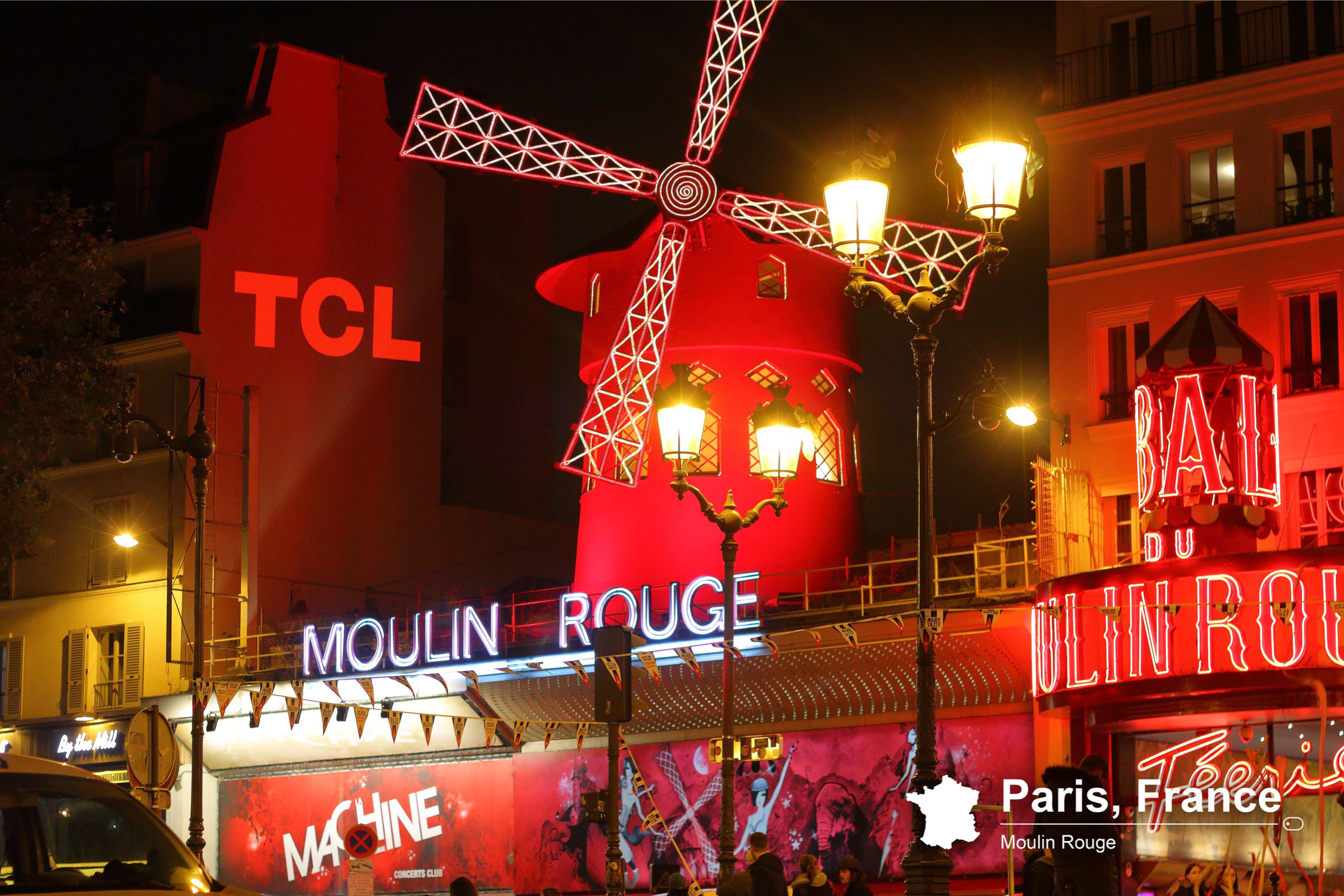 TCL Moulin Rouge Paris