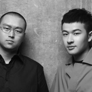 Li Yushan and Zhou Jun of Pronounce