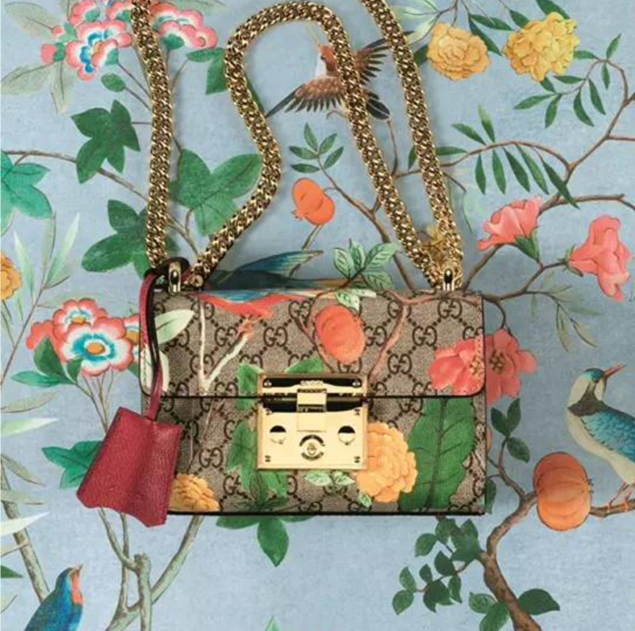 Gucci's pioneering 'hybrid voice' on WeChat - Chinessima