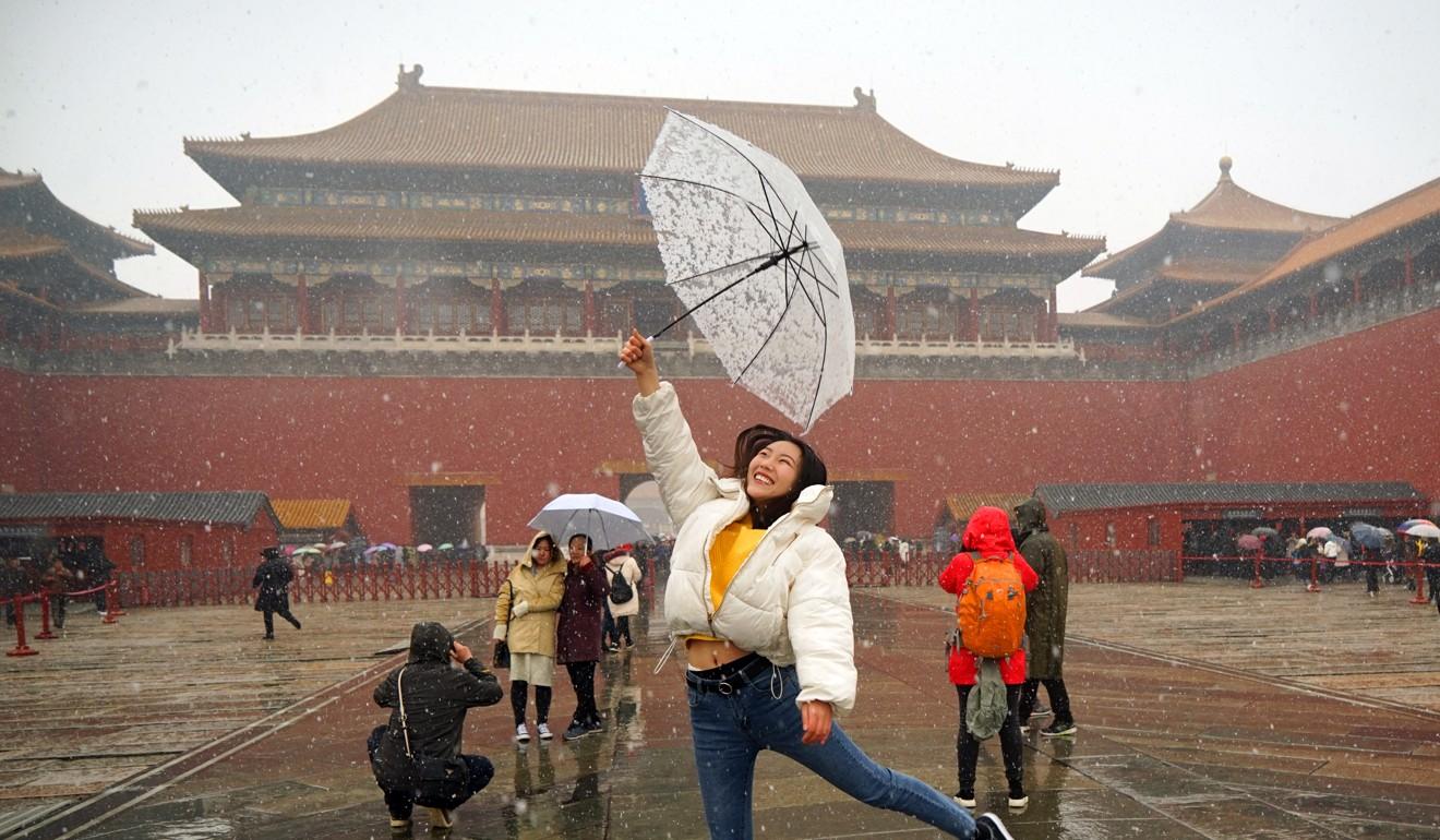 Palace Museum © Xinhua